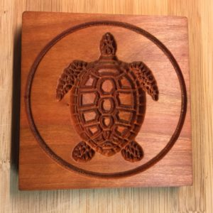 springerle cookie mold - turtle